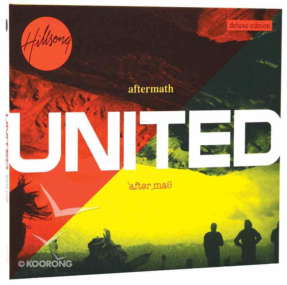 Hillsong United 2011: Aftermath (Deluxe Edition) (United Live Series) CD
