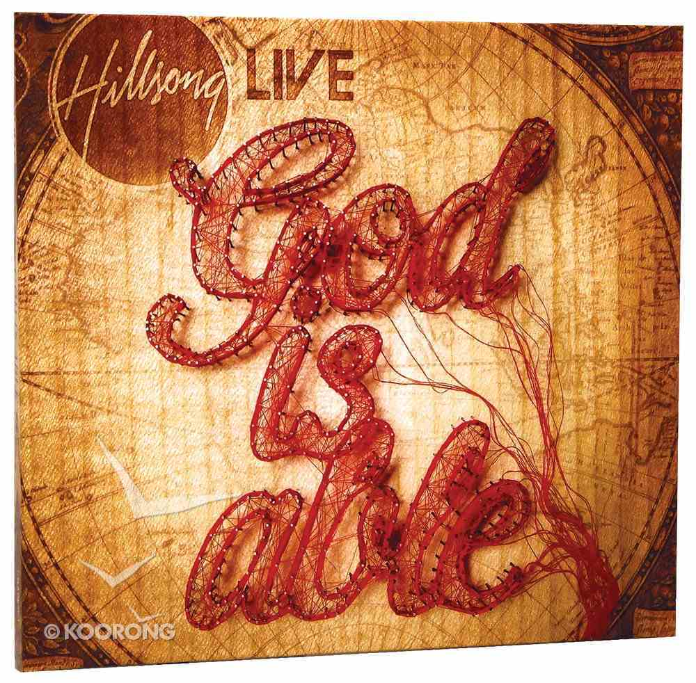 2011 God is Able (Deluxe Cd + Dvd-rom) CD