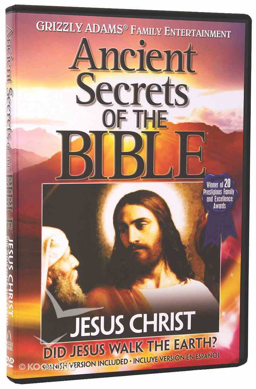 Ancient Secrets 2 #01: Jesus Christ (#01 in Ancient Secrets Of The Bible Dvd Series) DVD