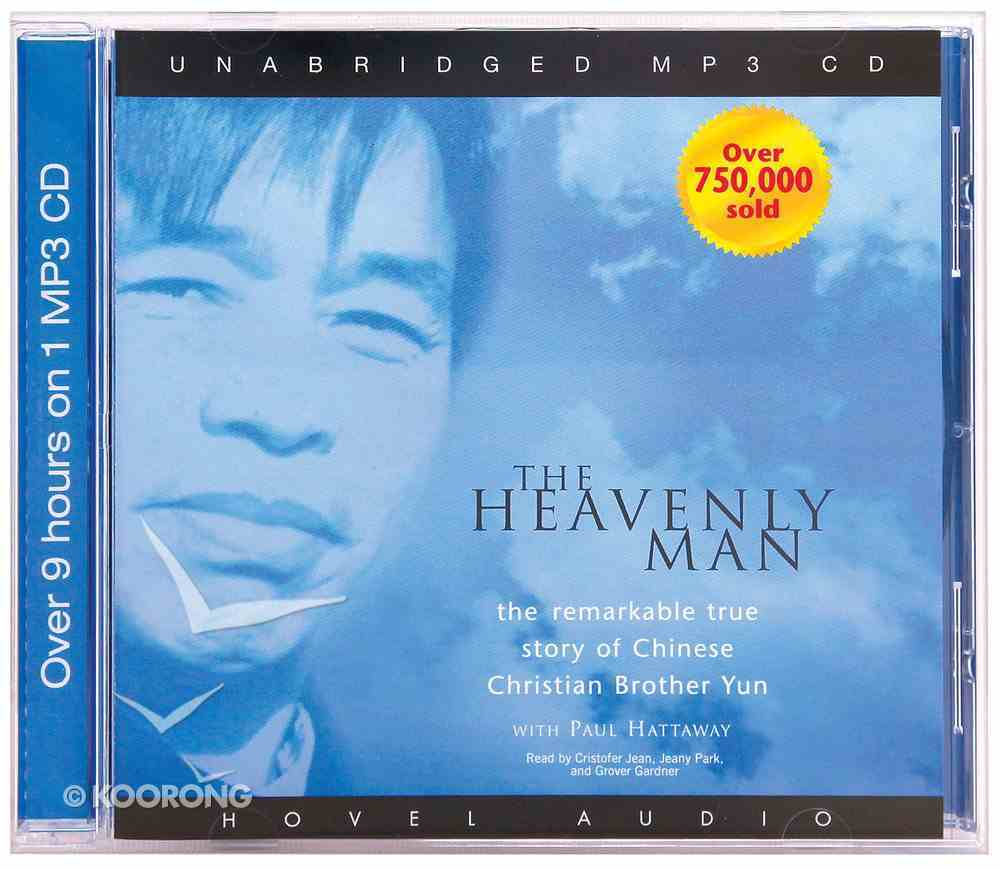 Heavenly Man, the (Unabridged) (Mp3) CD