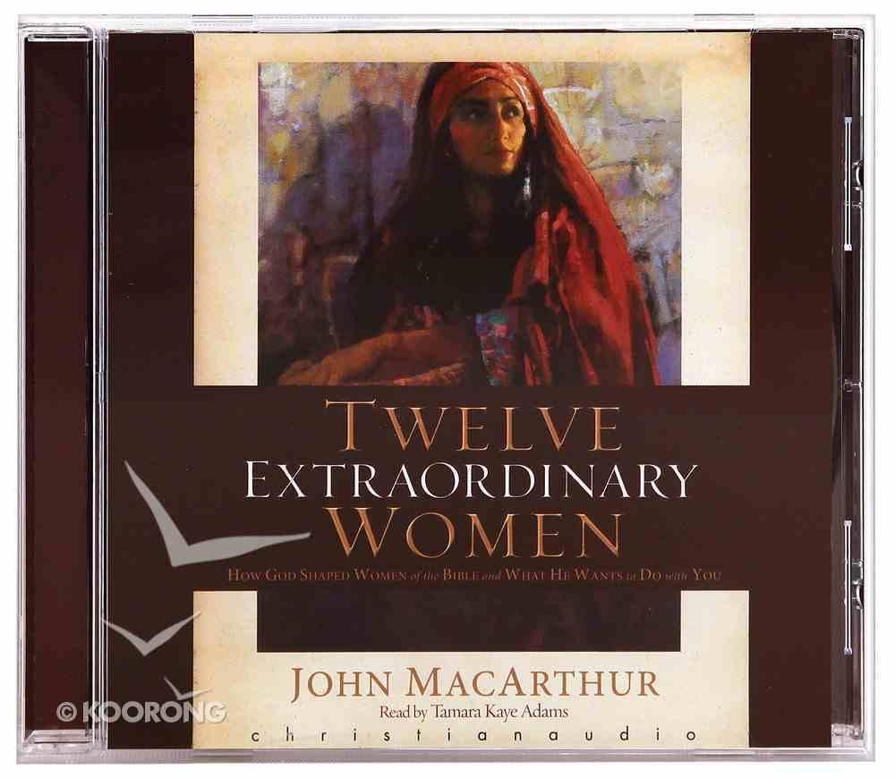 Twelve Extraordinary Women (Unabridged Mp3) CD