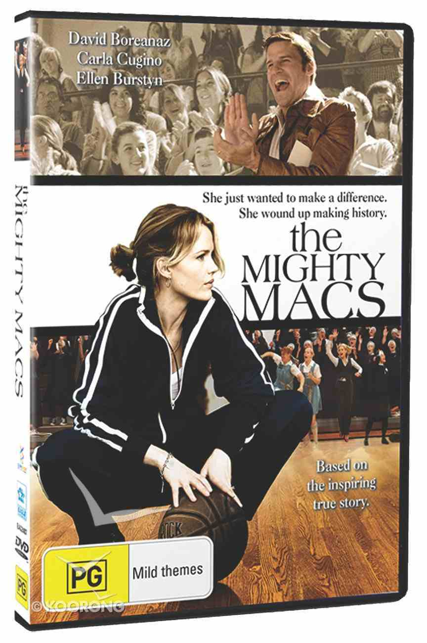 The Mighty Macs DVD