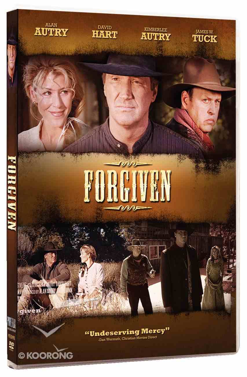 Forgiven DVD
