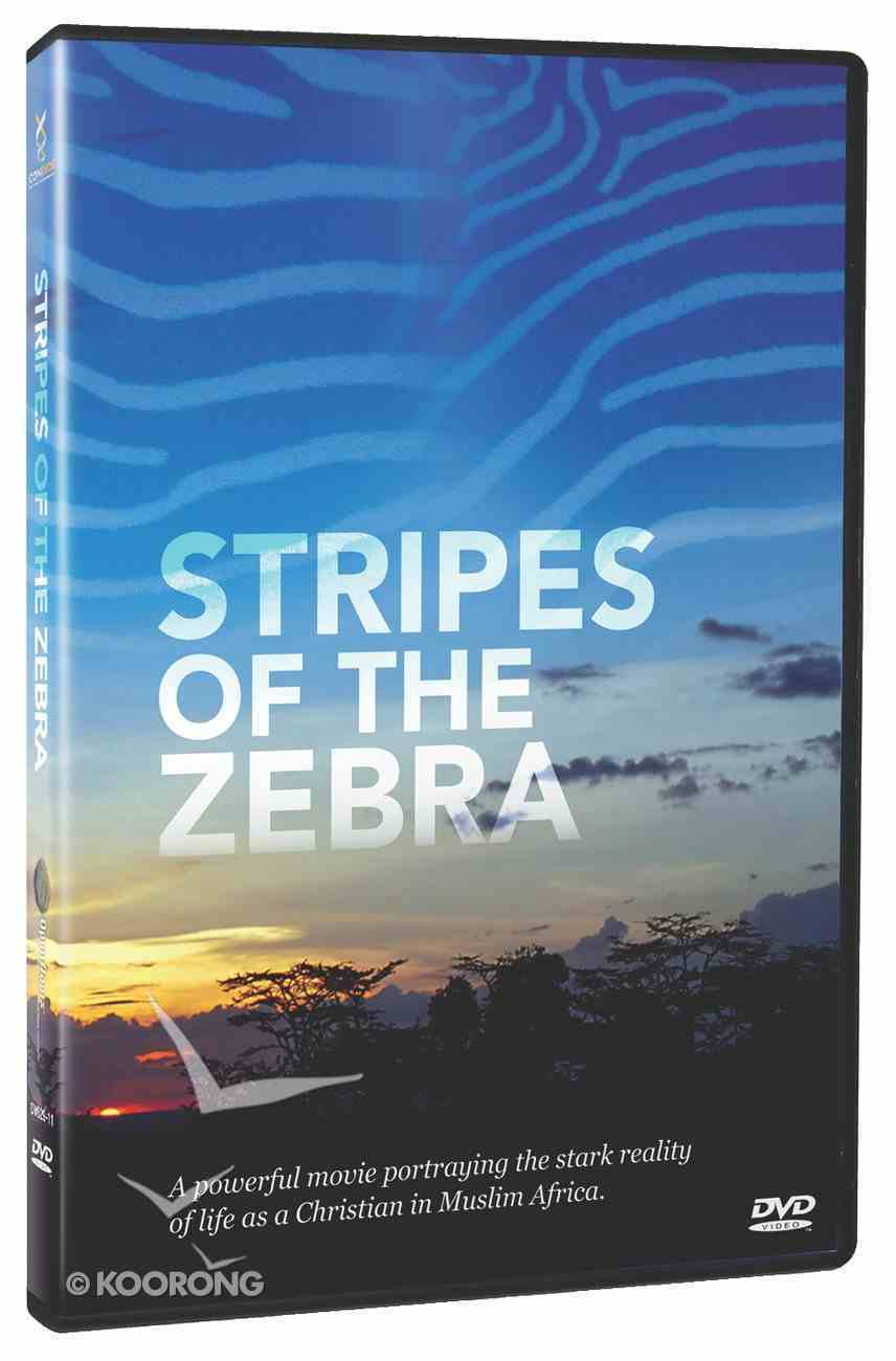Stripes of the Zebra DVD