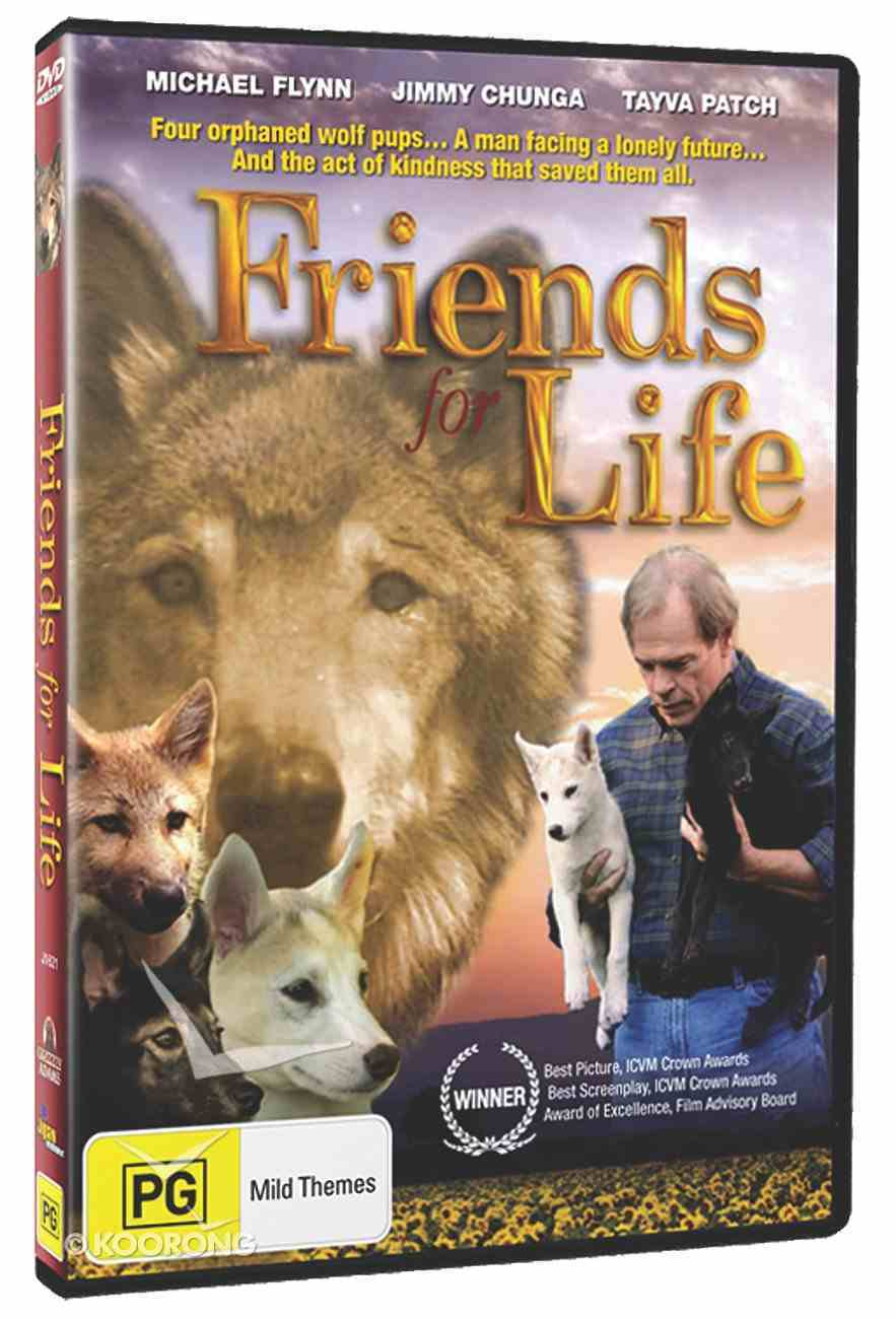 Friends For Life DVD