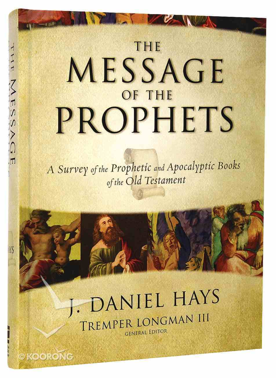 The Message of the Prophets Hardback