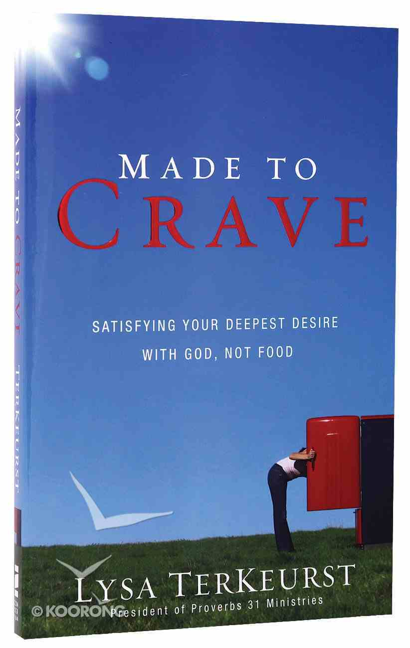 Made to Crave Paperback