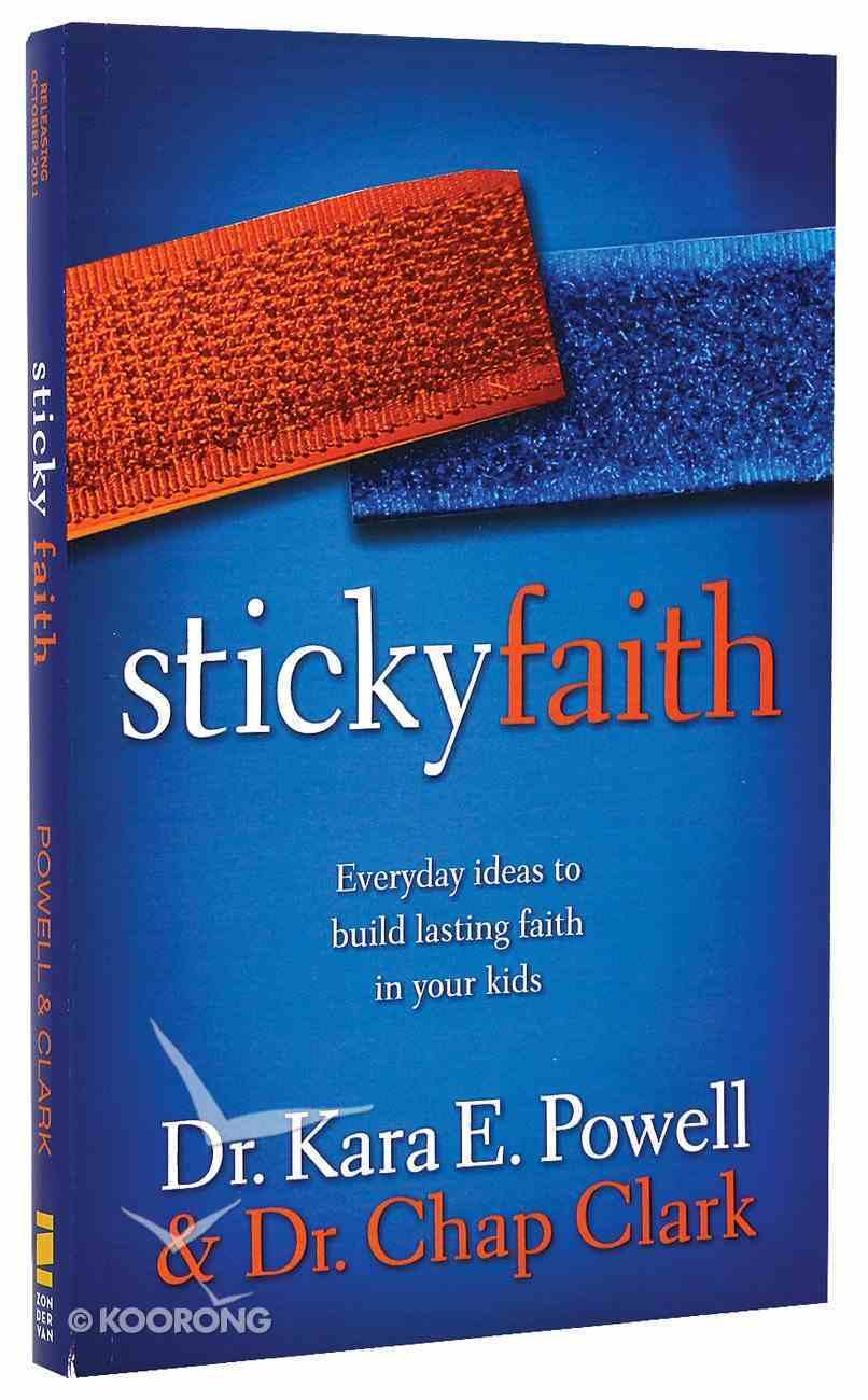 Sticky Faith Paperback