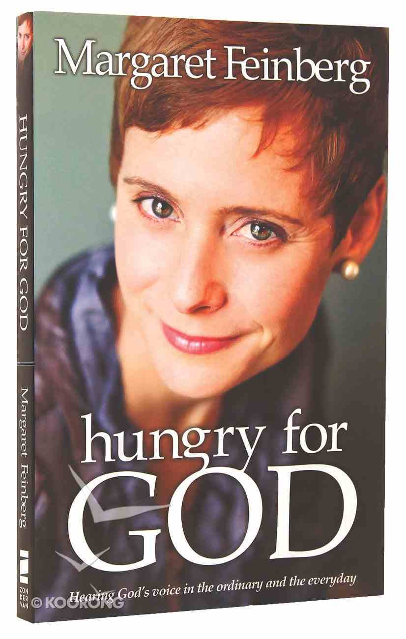 Hungry For God Paperback