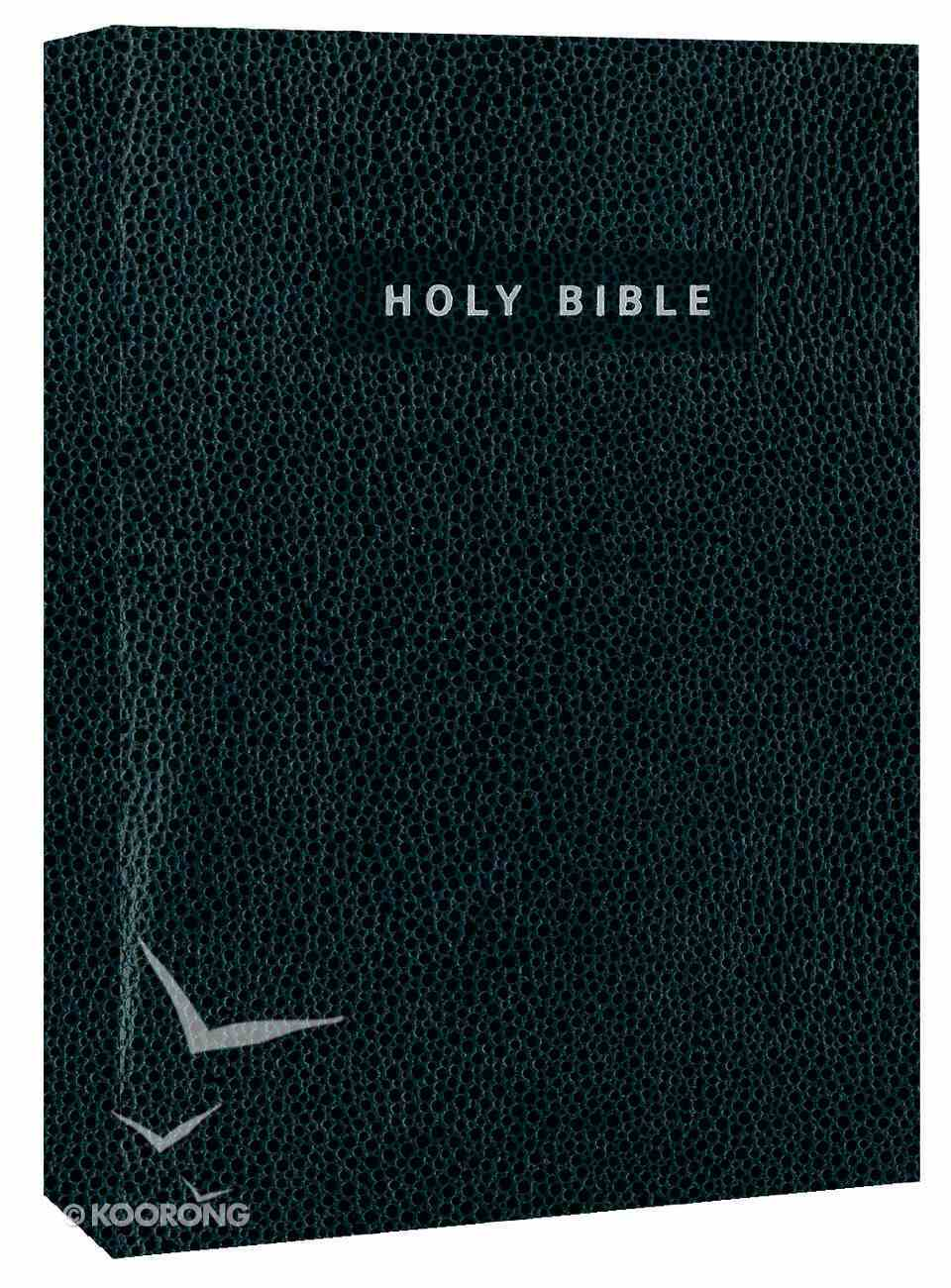NIV Gift & Award Softcover Bible Black (Red Letter Edition) Imitation Leather