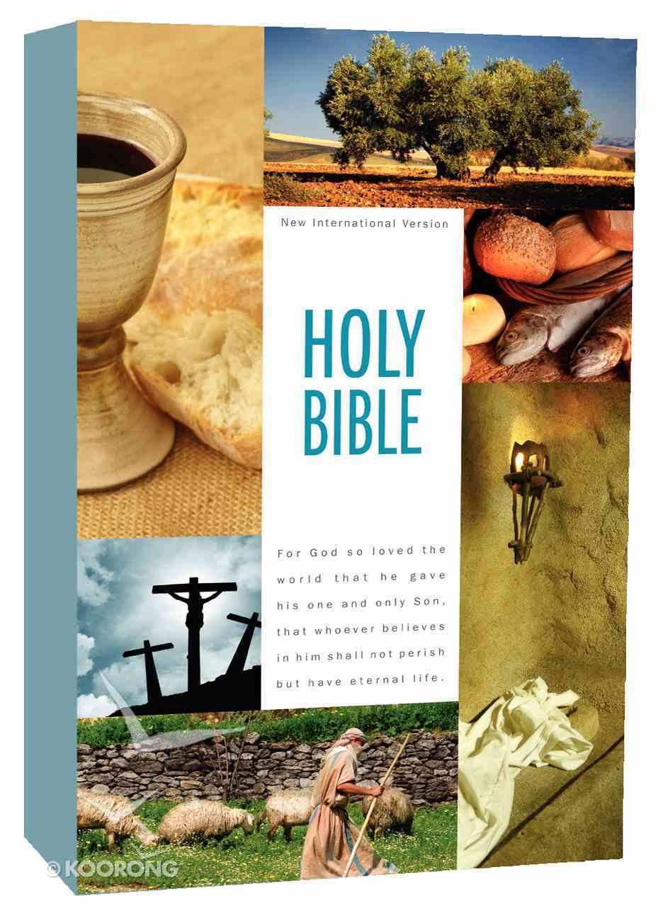 NIV Holy Bible Textbook Edition (Black Letter Edition) Hardback