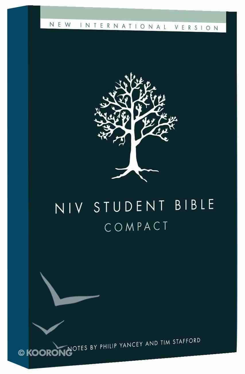 NIV Student Bible Compact (Black Letter Edition) Hardback
