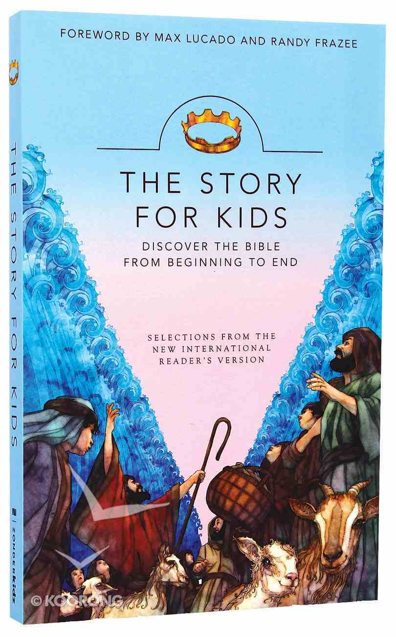 NIRV the Story For Kids Bible (The Story Series) Paperback