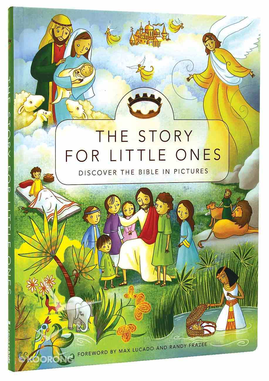The Story For Little Ones (The Story Series) Hardback