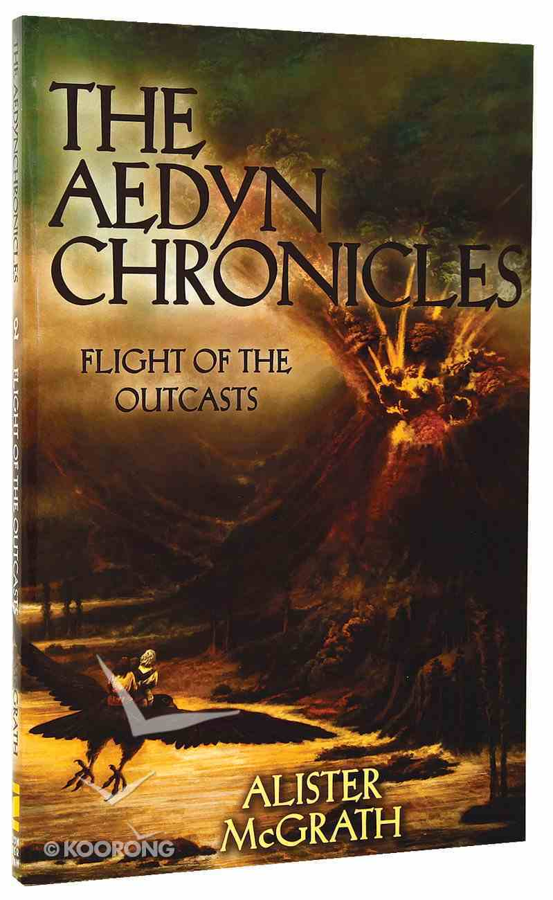 Flight of the Outcasts (#02 in Aedyn Chronicles Series) Paperback