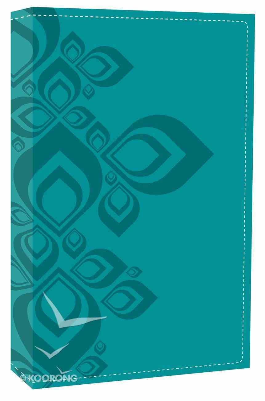 NIV Bible For Teens Caribbean Blue (Red Letter Edition) Imitation Leather