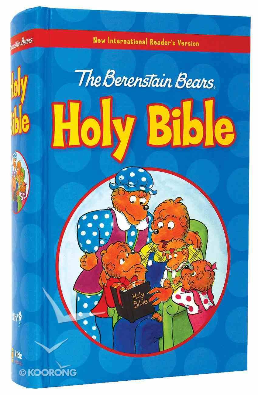 NIRV Berenstain Bears Holy Bible Hardback