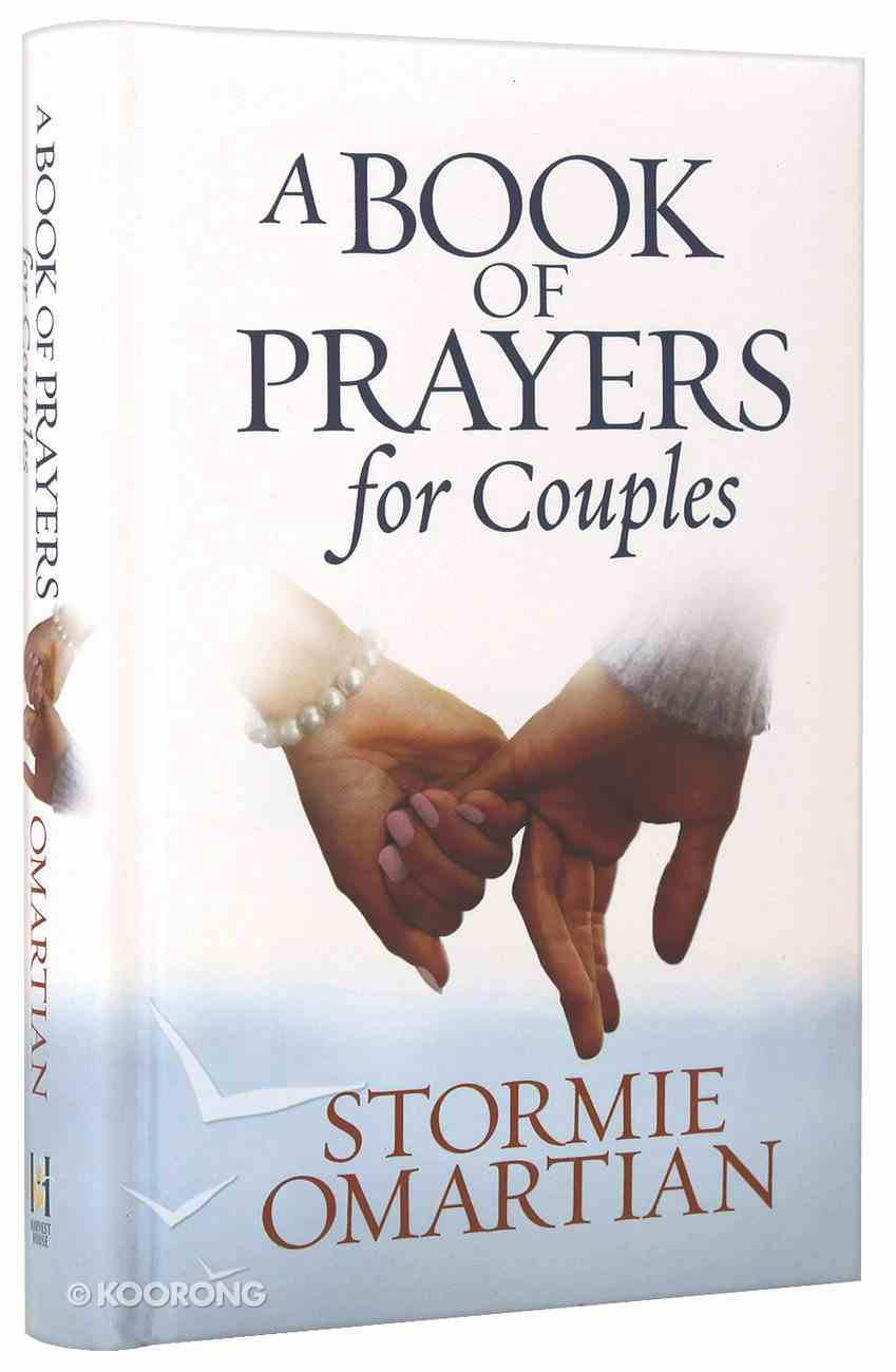 A Book of Prayers For Couples (Book Of Prayers Series) Hardback