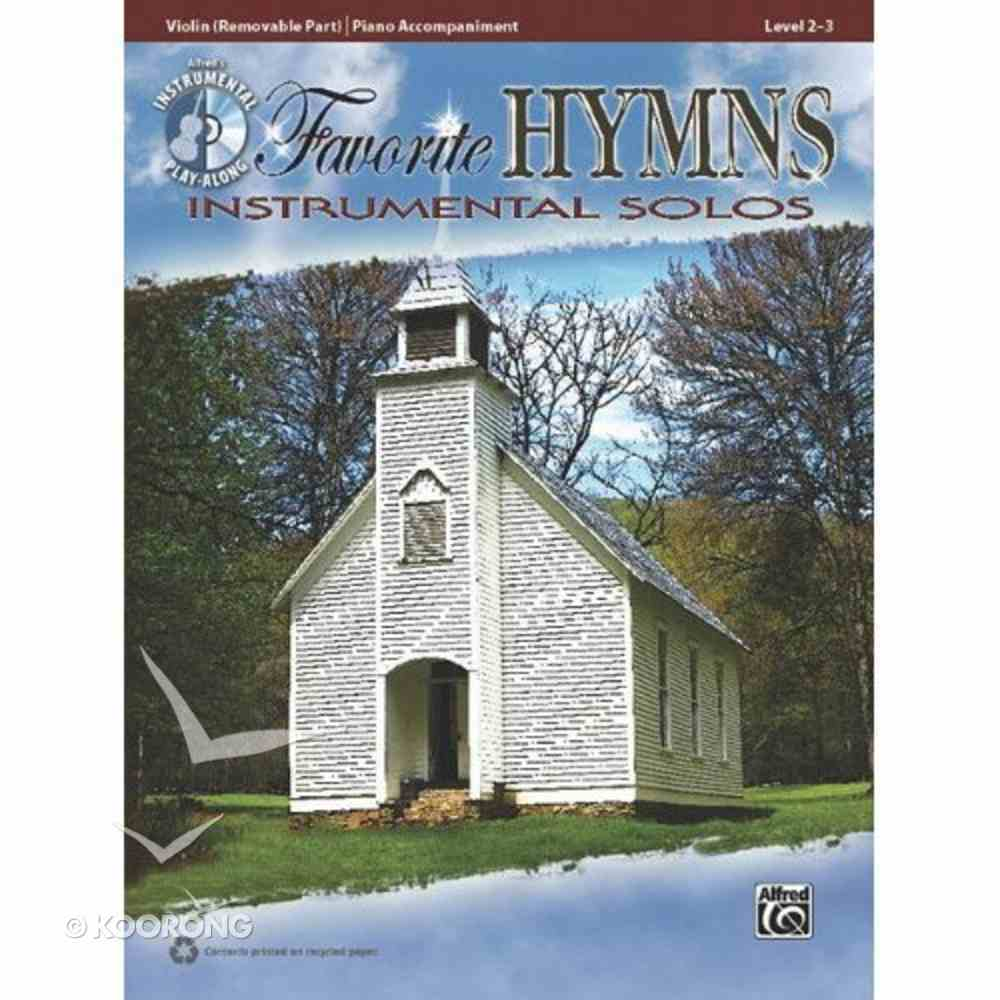 Favorite Hymns Flute (Music Book) Paperback