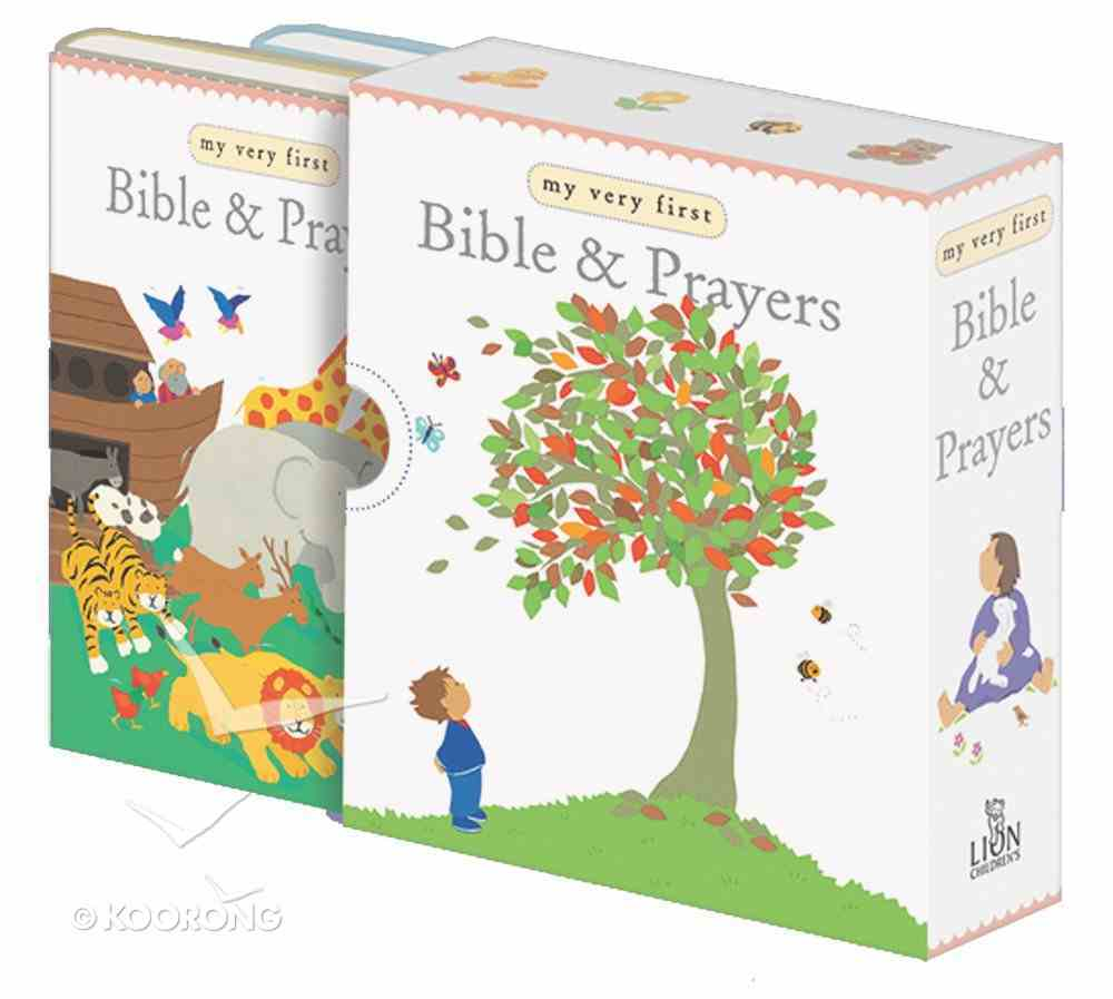 My Very First Bible and Prayers Box