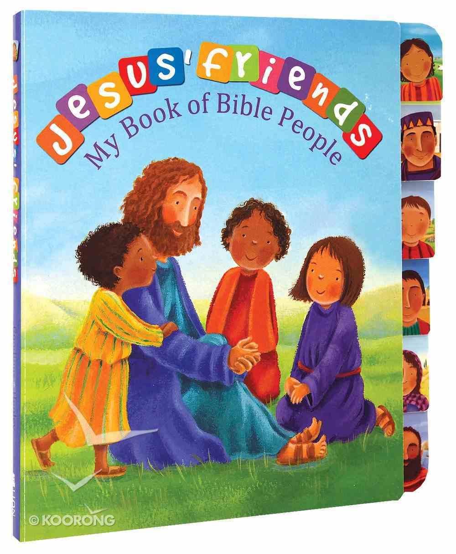 Jesus' Friends - My Book of Bible People Board Book