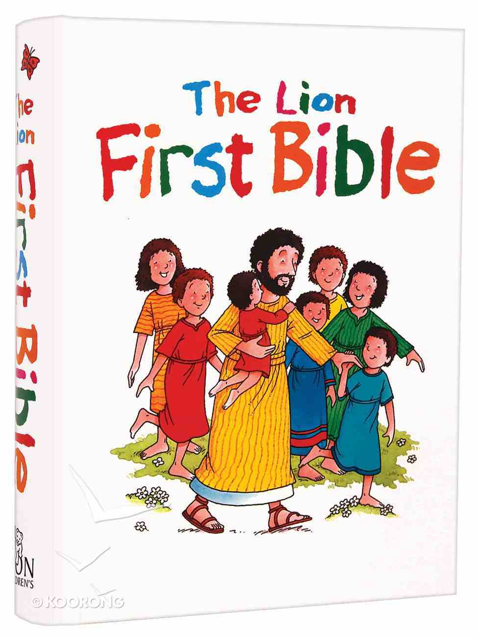 The Lion First Bible (Mini Edition) Hardback
