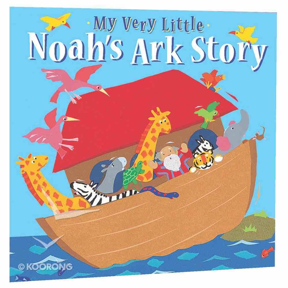My Very Little Noah's Ark Story Board Book