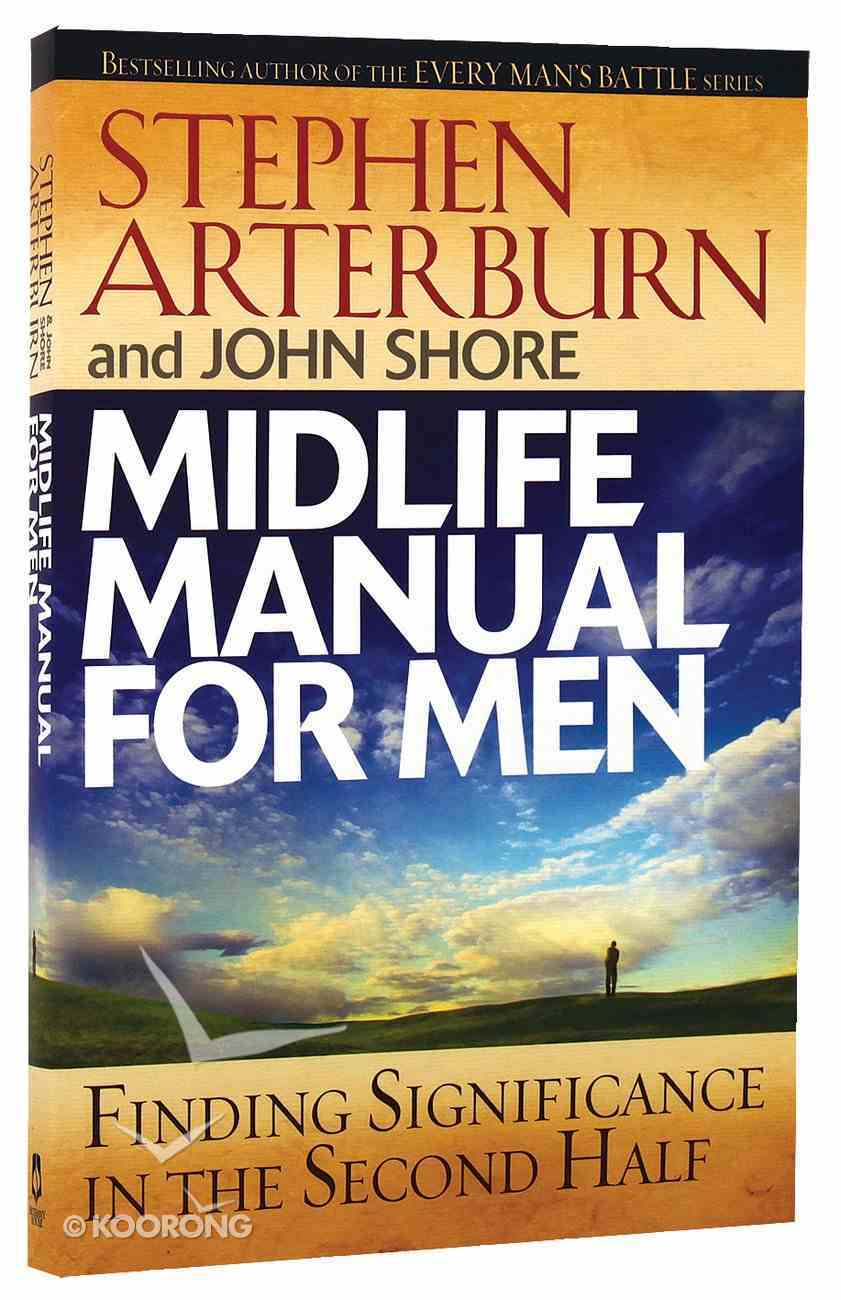 Midlife Manual For Men Paperback