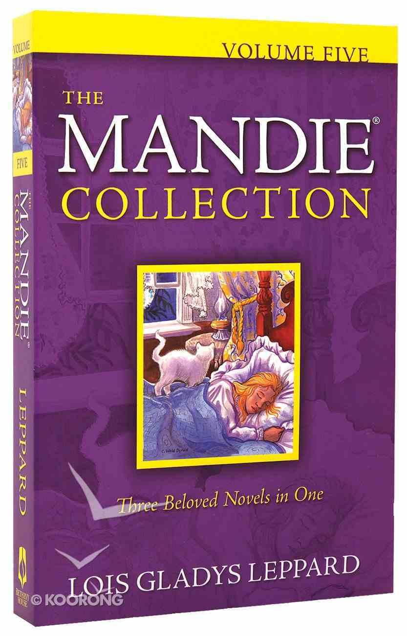 (#05 in Mandie Series) Paperback