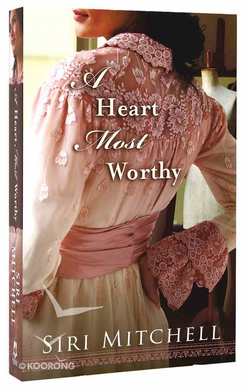 A Heart Most Worthy (#04 in Against All Expectations Collection) Paperback
