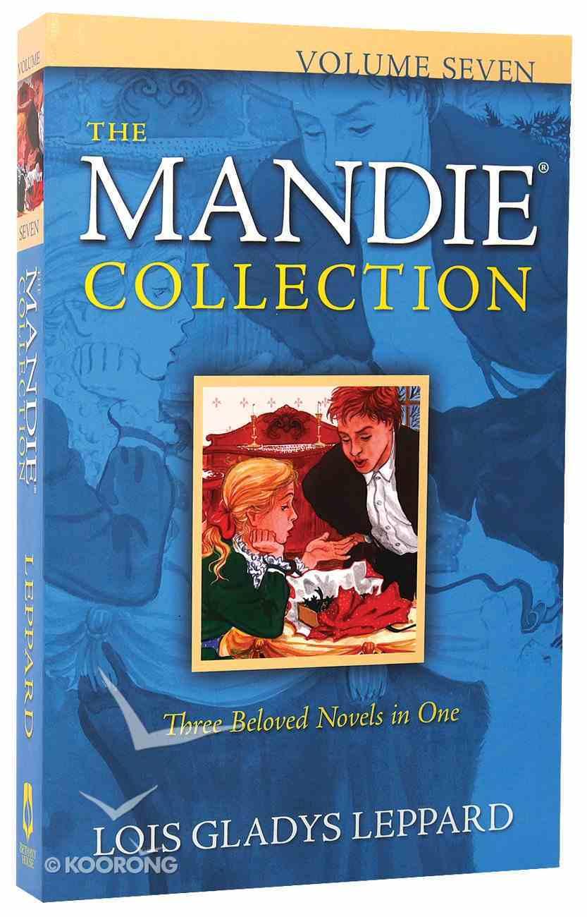 (#07 in Mandie Series) Paperback