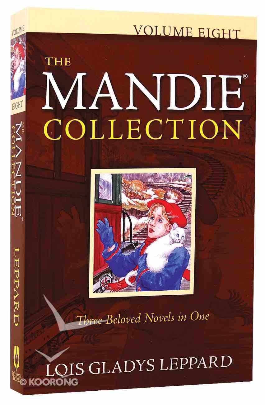 (#08 in Mandie Series) Paperback