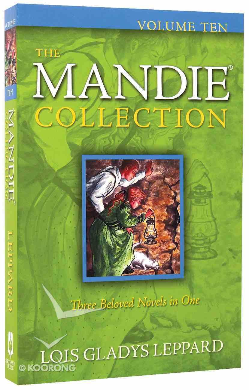 (#10 in Mandie Series) Paperback