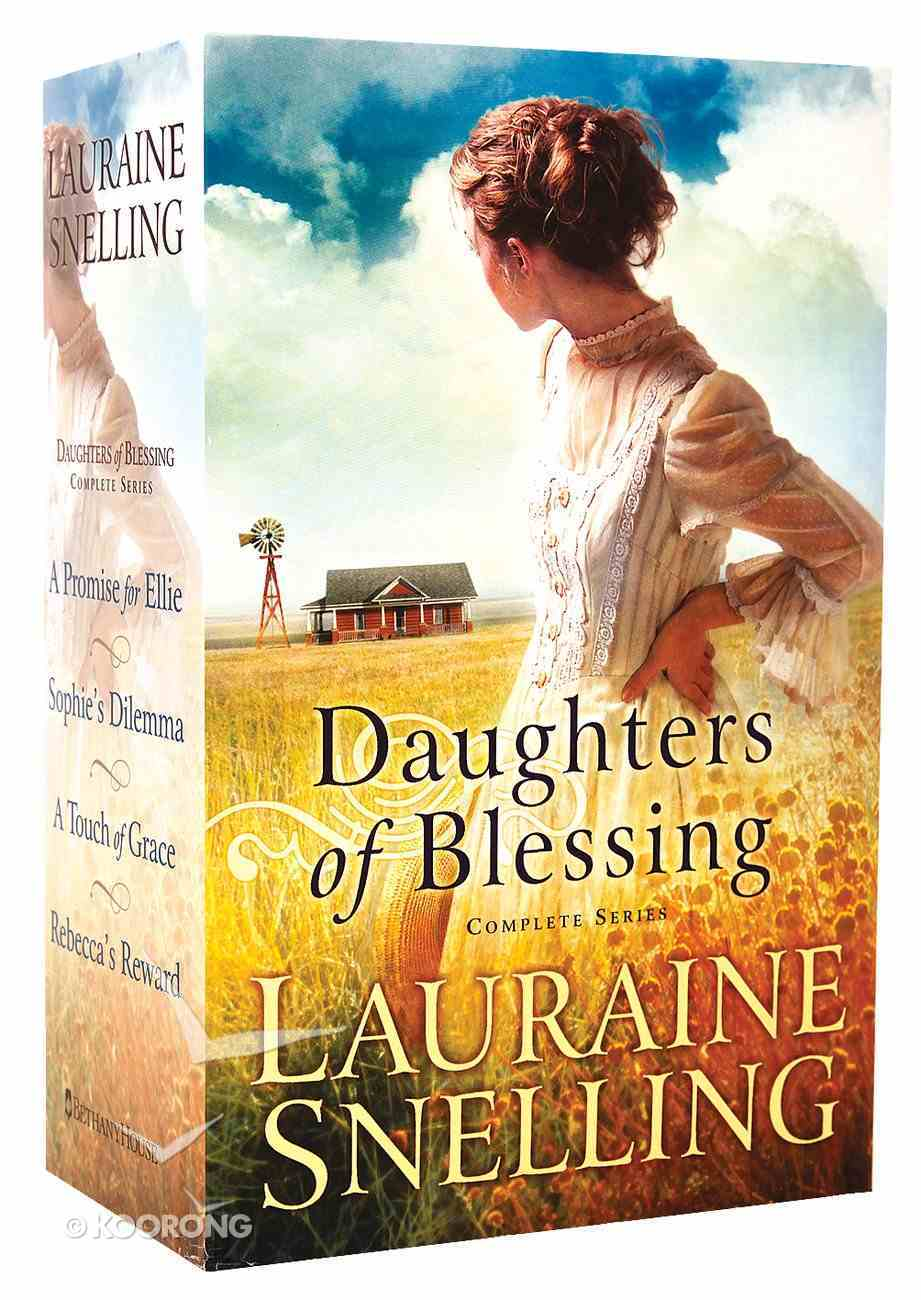 Daughters of Blessing Box Set (Volumes 1-4) (Daughters Of Blessing Series) Pack