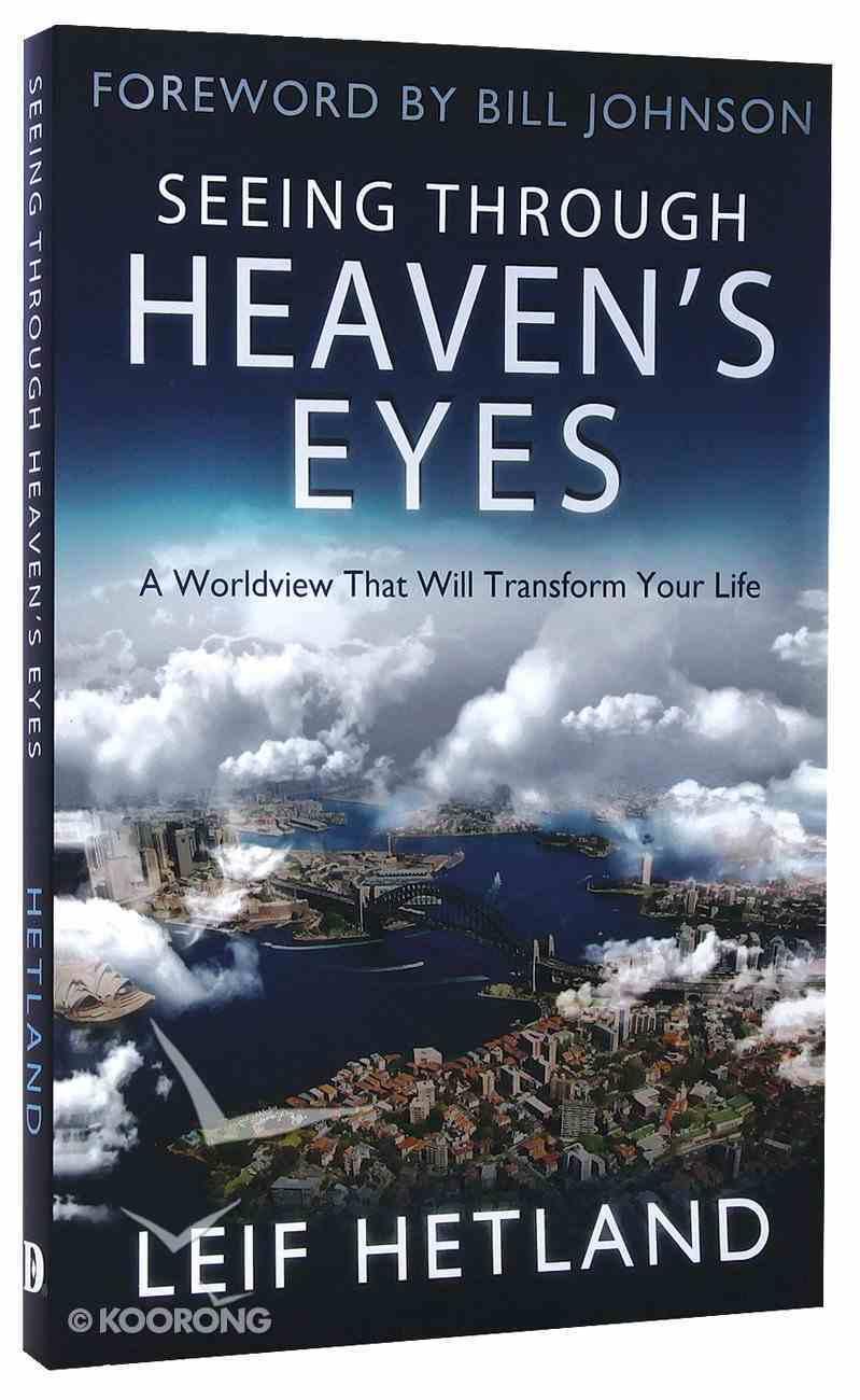 Seeing Through Heaven's Eyes Paperback