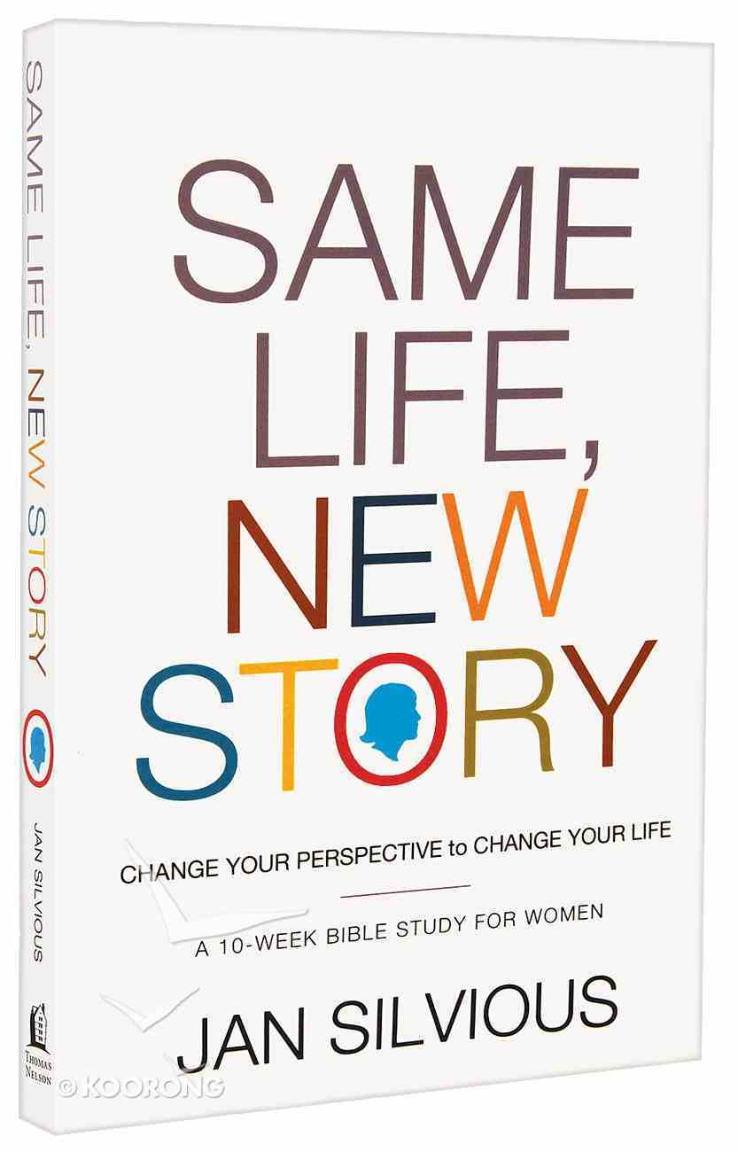 Same Life, New Story Paperback