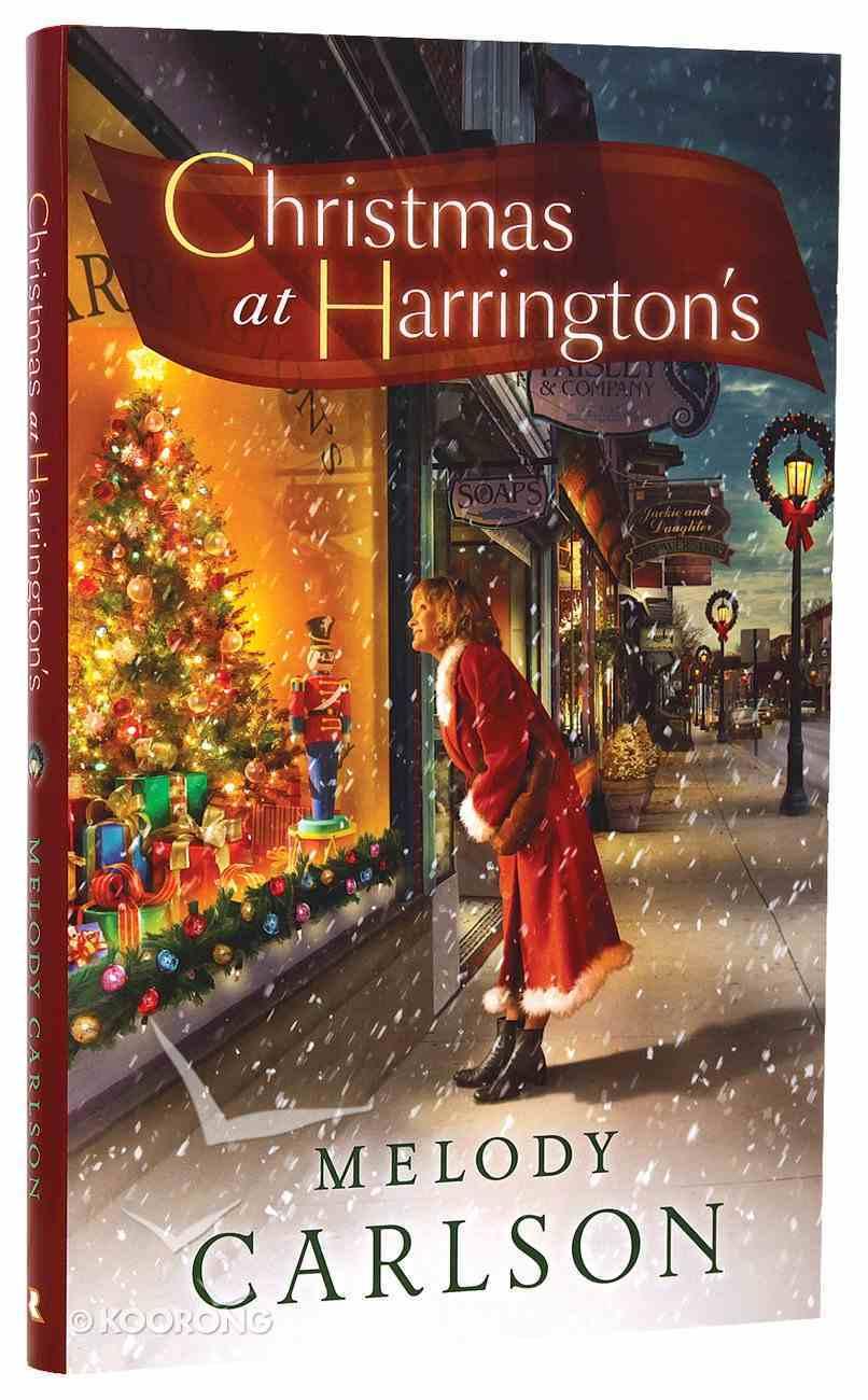 Christmas At Harrington's Hardback