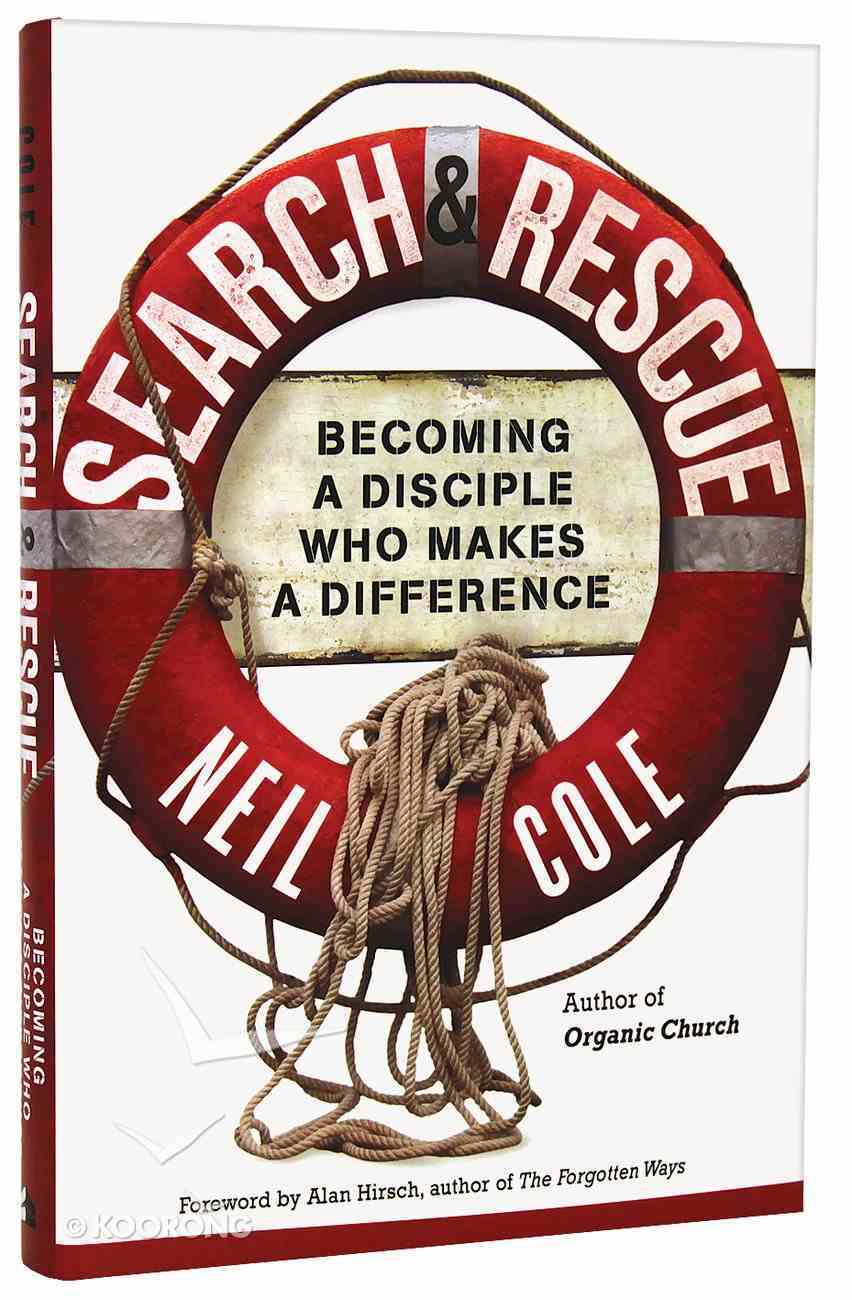 Search and Rescue Hardback