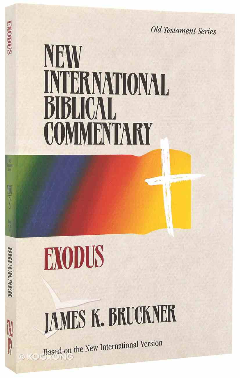 Exodus (Understanding The Bible Commentary Series) Paperback