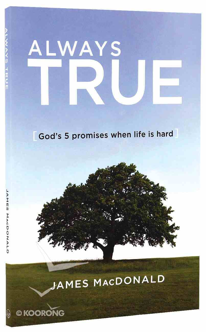 Always True Paperback