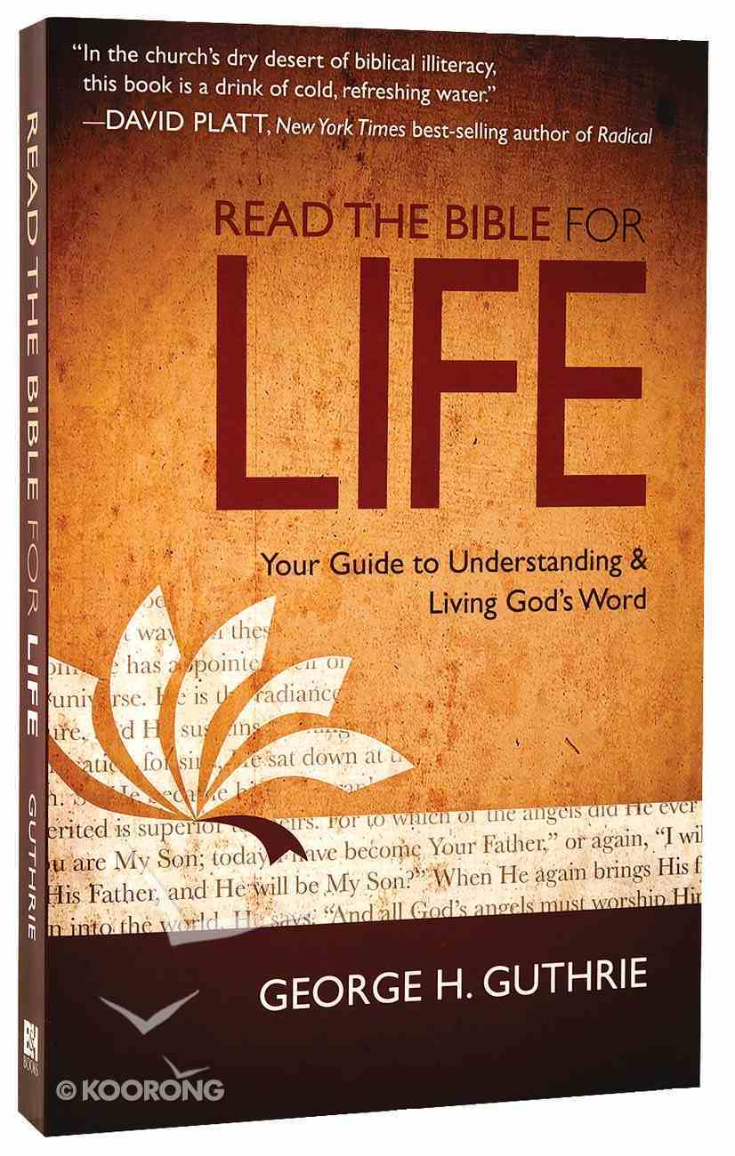 Read the Bible For Life Paperback