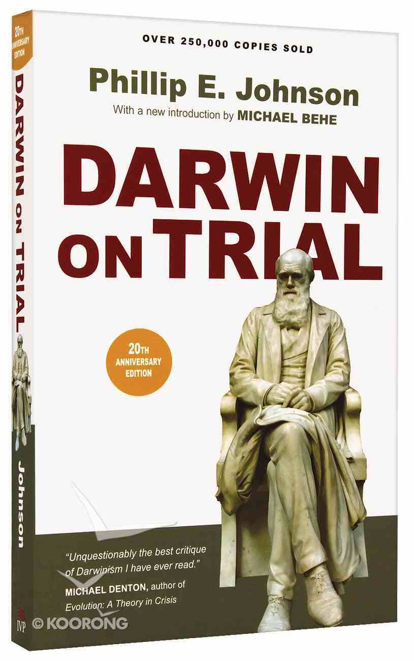 Darwin on Trial (20th Anniversary Edition) Paperback