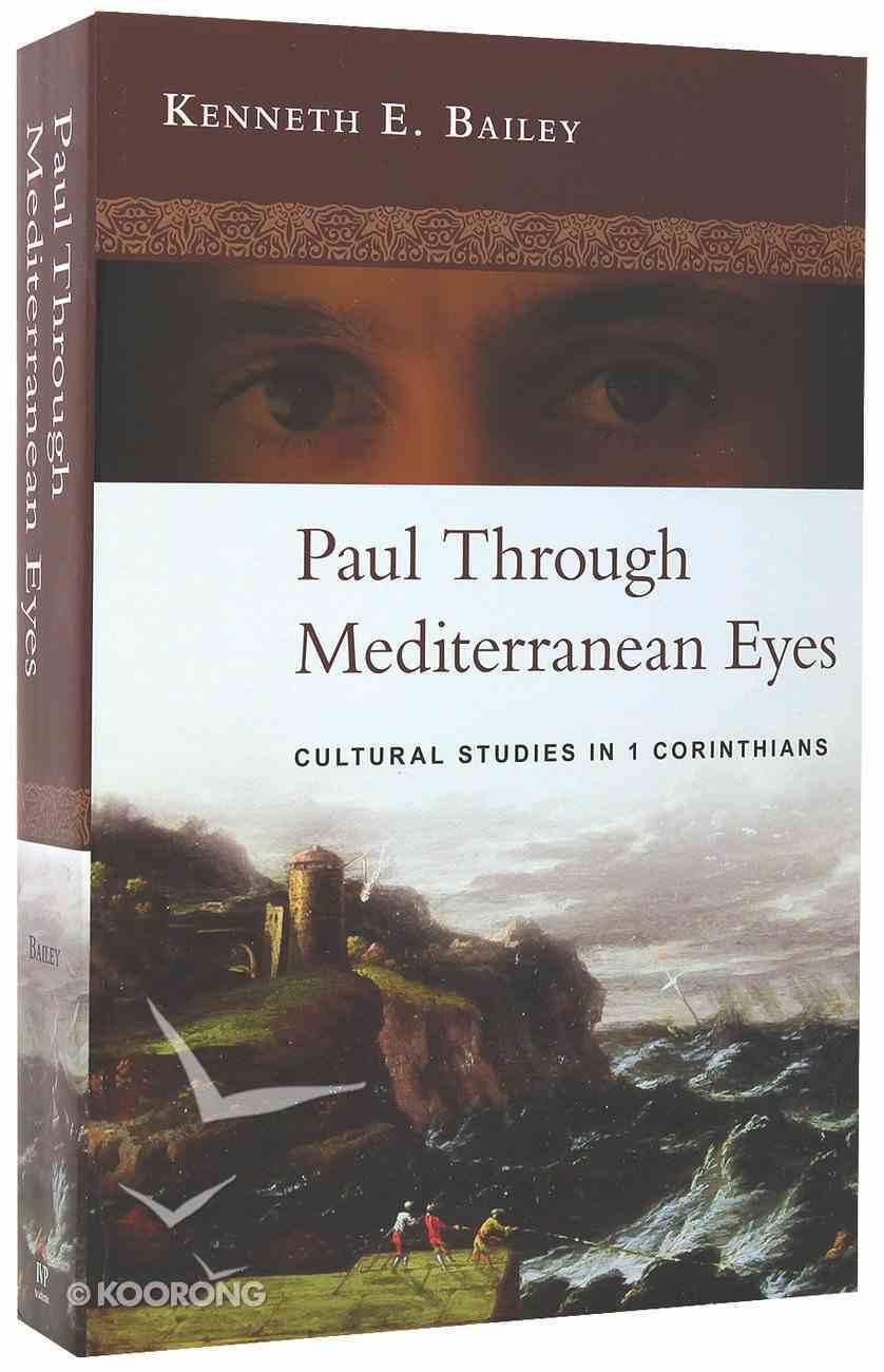 Paul Through Mediterranean Eyes Paperback