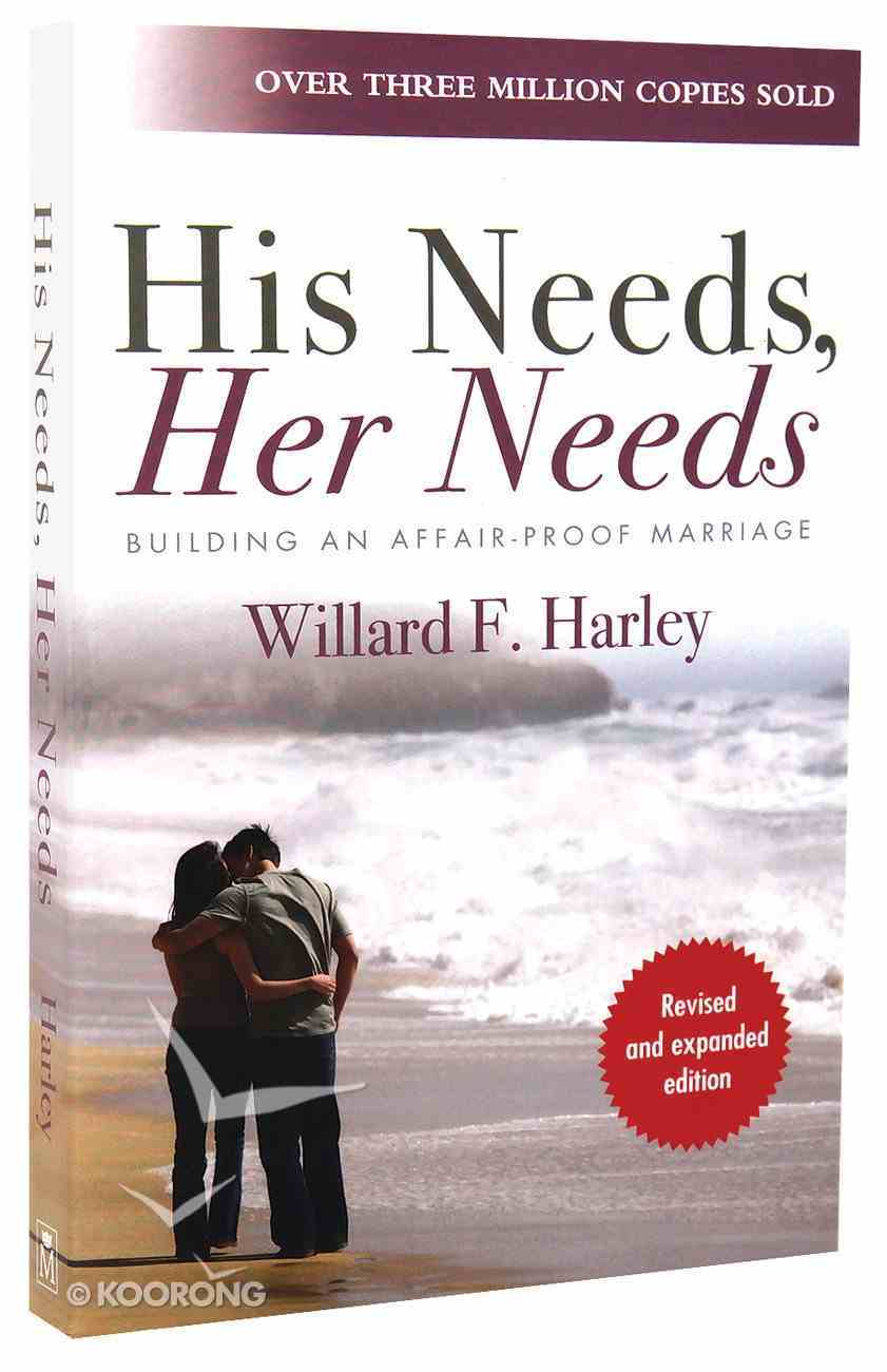 His Needs, Her Needs (And Expanded) Paperback