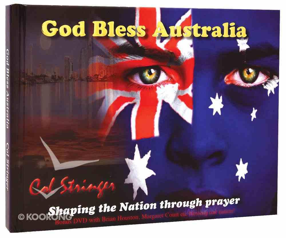 God Bless Australia (Book/dvd) Hardback