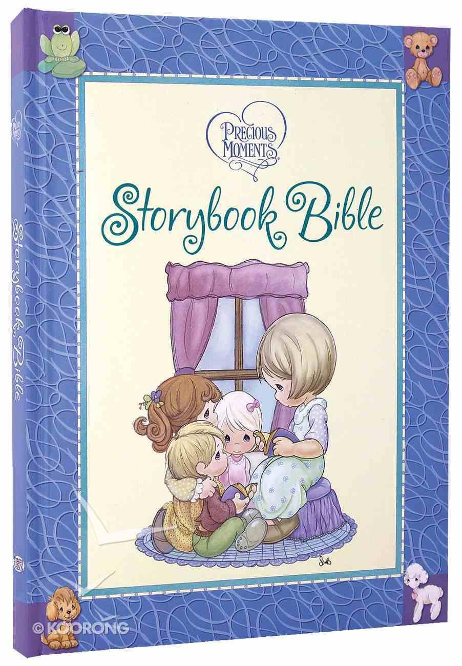 Precious Moments: Storybook Bible Hardback