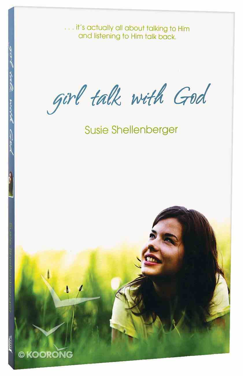 Girl Talk With God Paperback