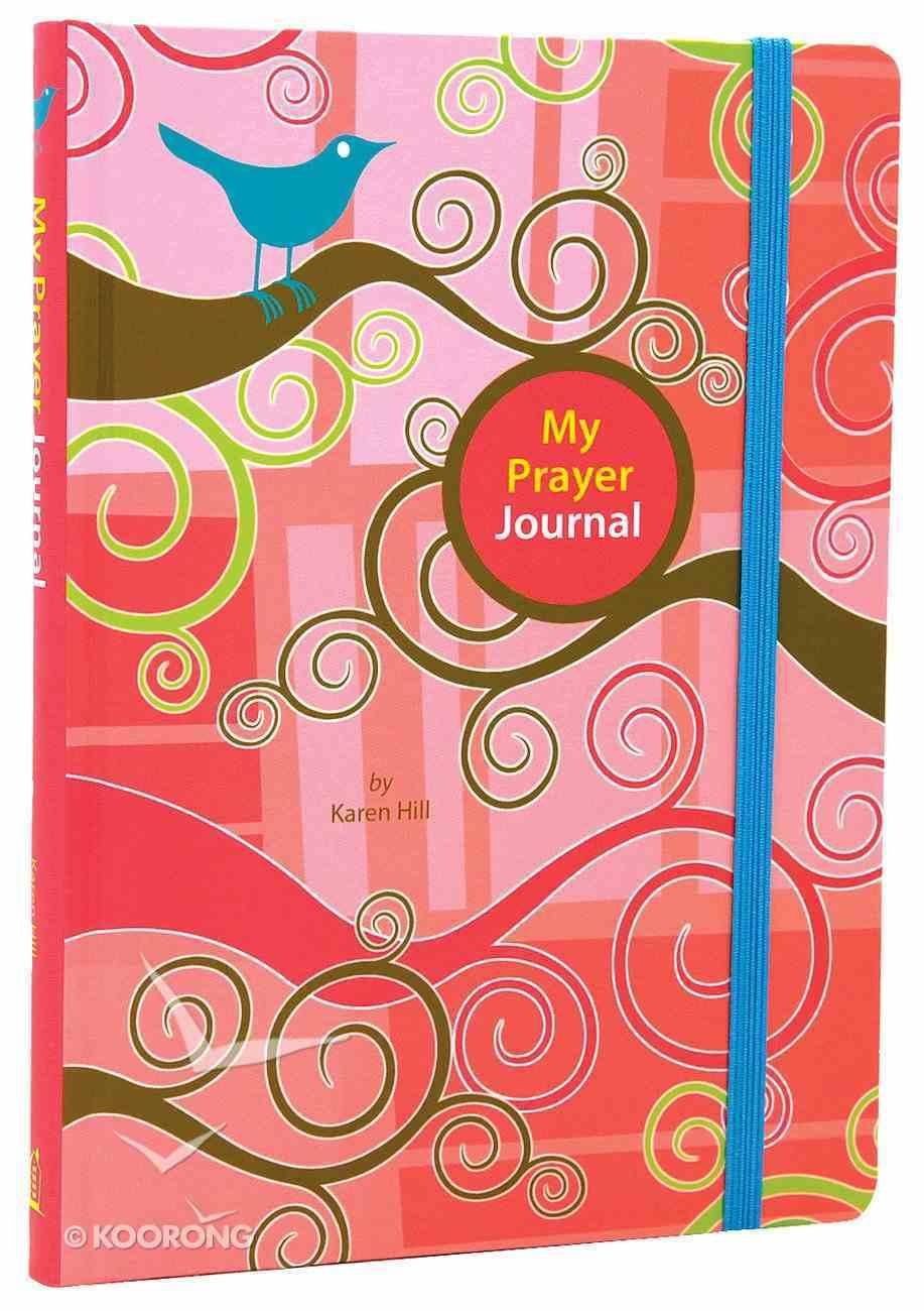 My Prayer Journal Paperback