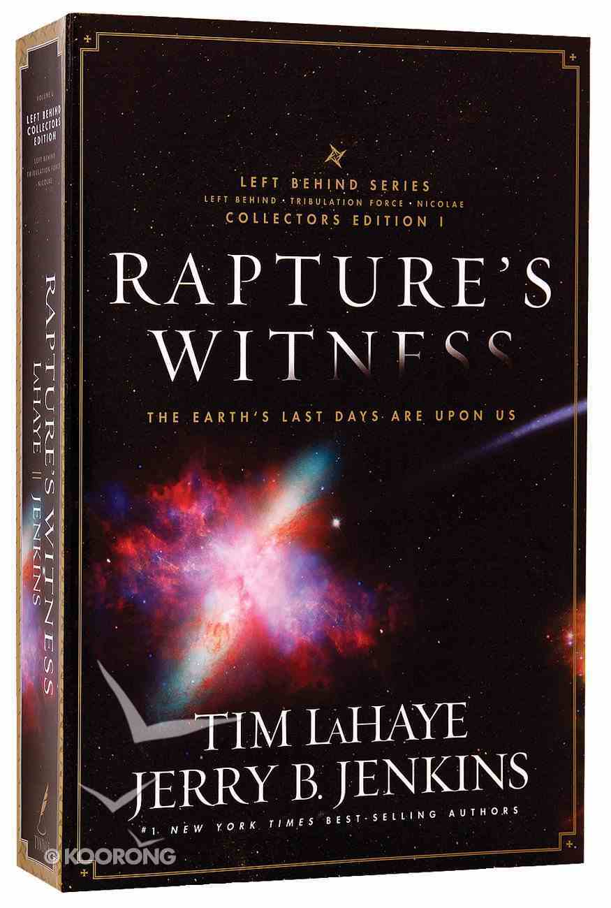 Rapture's Witness (#01 in Left Behind Series Collectors Edition) Paperback