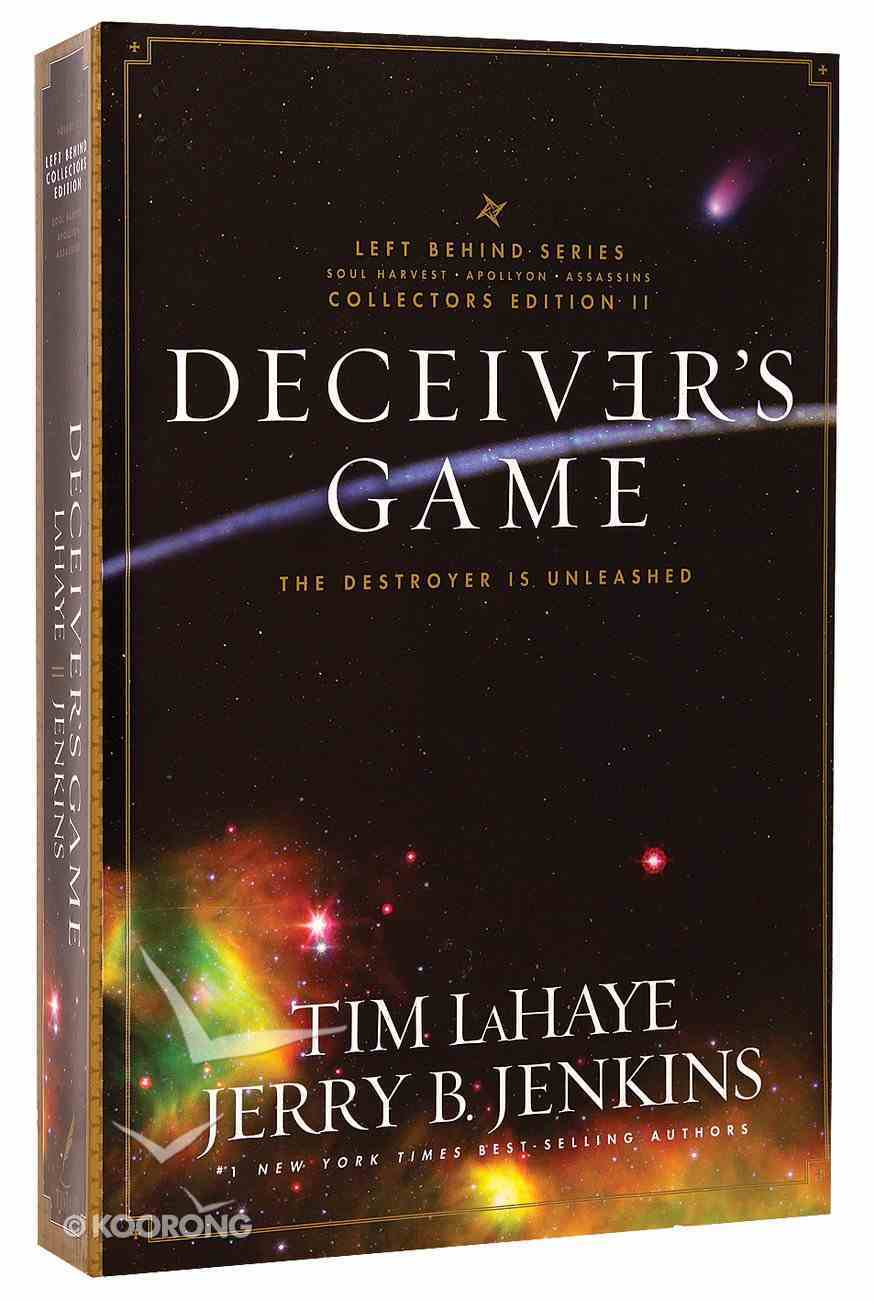 Deceiver's Game (#02 in Left Behind Series Collectors Edition) Paperback